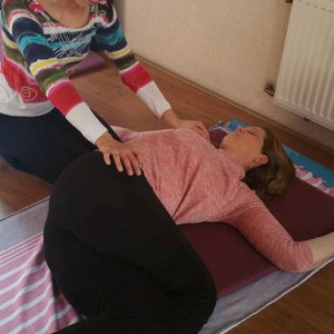 assisted Privé Yin Yoga sessie