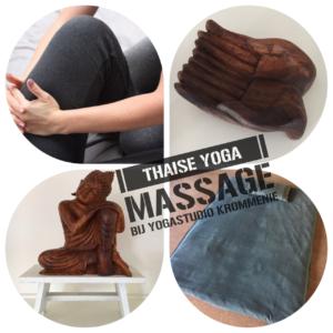 Thaise Yoga massage Yogastudio Krommenie