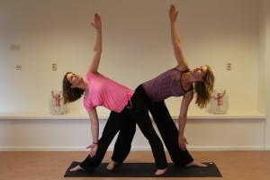 Driehoekshouding Hatha Yoga