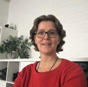 Monica Bergsma van Yogastudio Krommenie